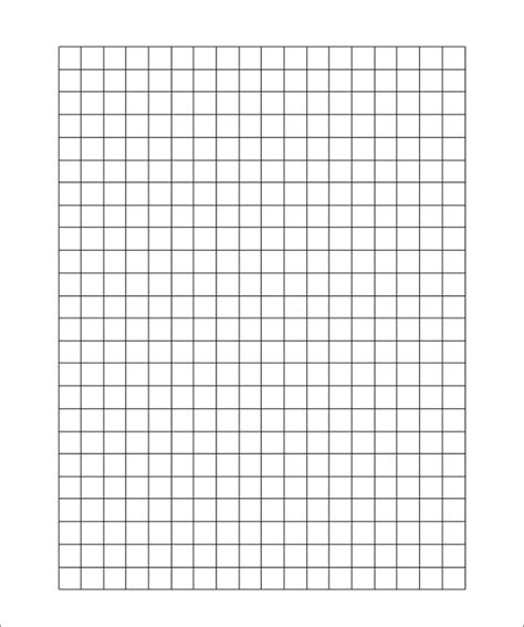 graph paper templates sample templates