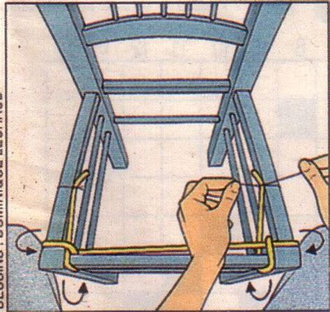 rempailler une chaise avec du tissu 1000 idées sur le thème tissage de paille sur