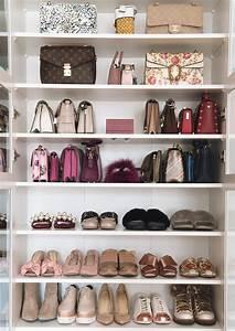 Taschen Platzsparend Aufbewahren : interior meine taschen vitrine f r meine designer handtaschen ~ Watch28wear.com Haus und Dekorationen