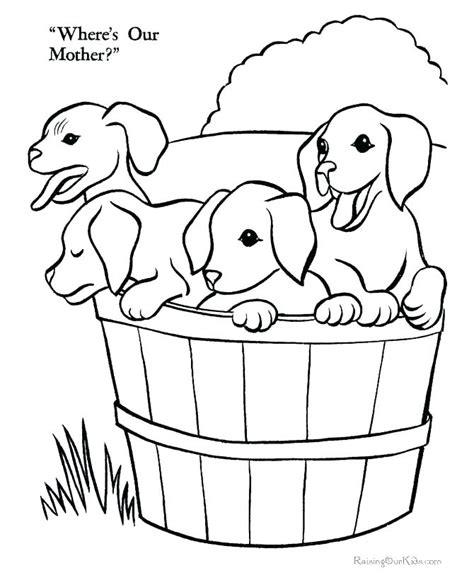 barn animals coloring pages  getcoloringscom