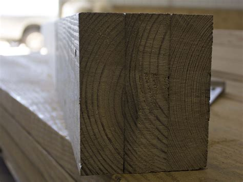 Laminated Building Posts - Triad Building Components