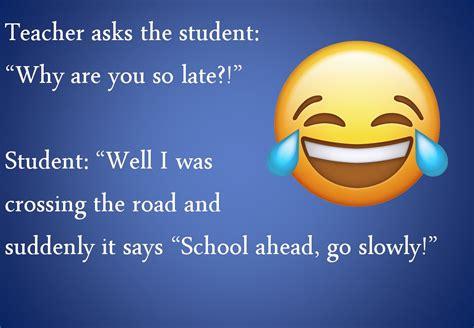 class room jokes fun square