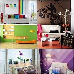 Wandfarben Ideen Wohnzimmer : wohnzimmer wandfarben ideen ~ Lizthompson.info Haus und Dekorationen