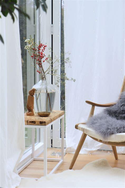 gardinen für türen wintergarten fenster deko