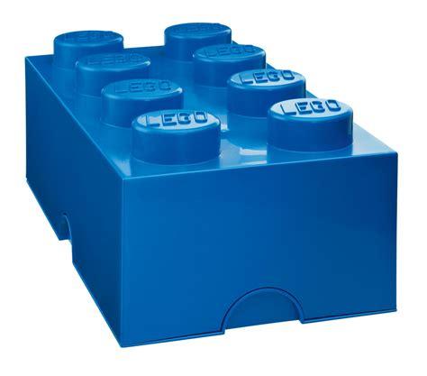 Boite Rangement Lego Boite De Rangement Lego Bleue Kollori