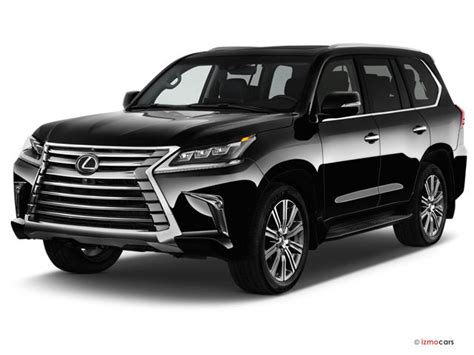 2019 Lexus Lx Prices, Reviews, And Pictures  Us News