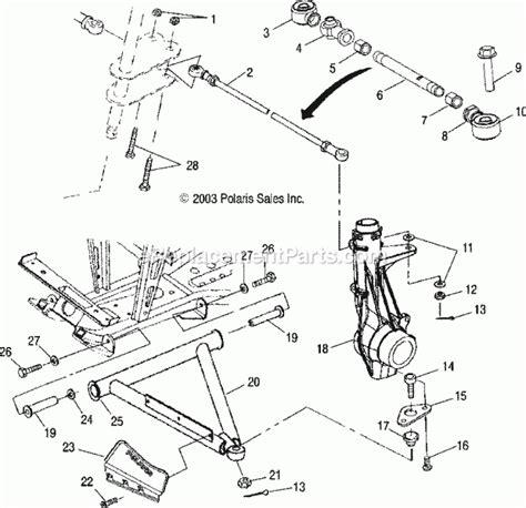 polaris sportsman 500 ho wiring diagram engine wiring