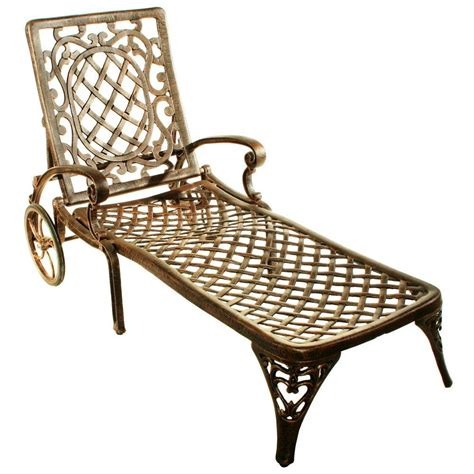 chaise butterfly oakland living butterfly loveseat patio bench in antique