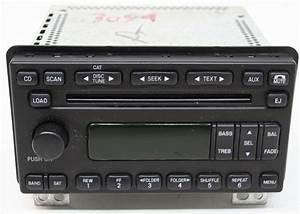 Ford Expedition 2005 Factory Am  Fm Stereo 6 Disc Changer