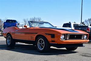 1973 Ford Mustang Mach 1 Tribute CONVERTIBLE!! for sale #86294 | MCG