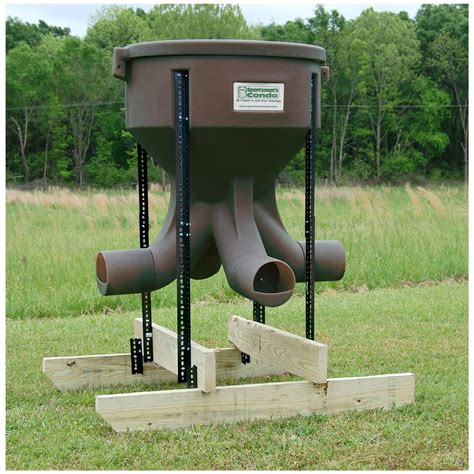 southern outdoor technologies max 250 deer feeder 420900