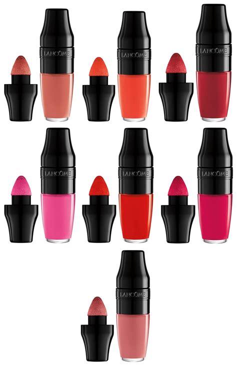 lancome matte shaker high pigment liquid lipstick arrives