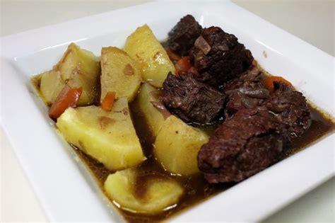 cuisiner le boeuf bourguignon terroir archives mesdelices fr