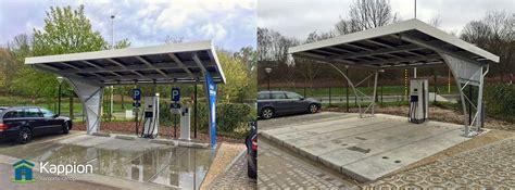 Solar Carport  Solar Canopy Manufacturer Kappion