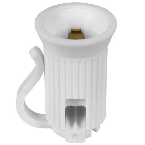 light strings white  socket spt