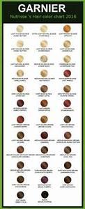Garnier Hair Color Chart Garnier Hair Color Chart Hair
