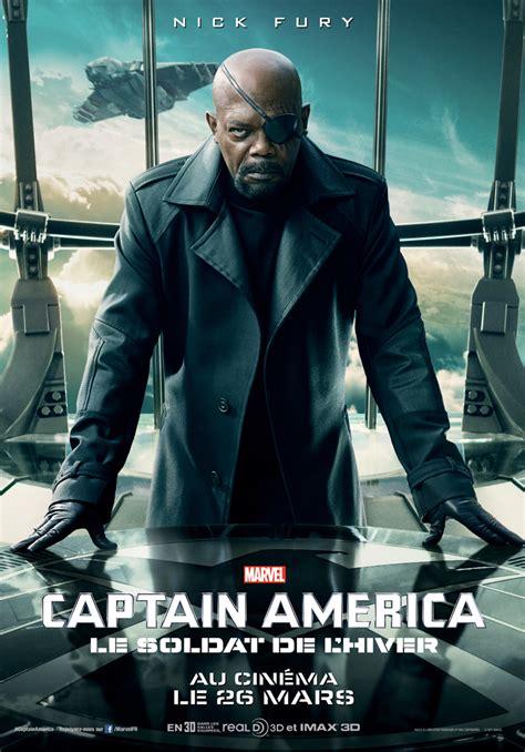 captain america l shade affiche du film captain america le soldat de l 39 hiver
