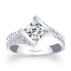 new style engagement rings new designs of princess cut engagement rings style pk