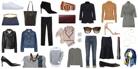 timeless fashion basic items   classic wardrobe