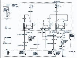 2003 Chevrolet Impala Wiring Diagram