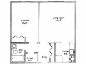 Efficiency Floor Plans Photo by 1000 Images About Apartment Floorplans On