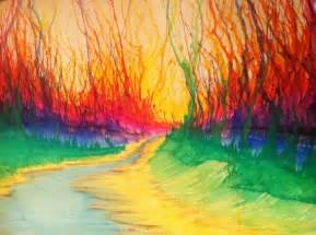 Watercolor Painting Water Paint