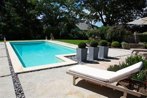cuisine ambiance idee déco terrasse piscine