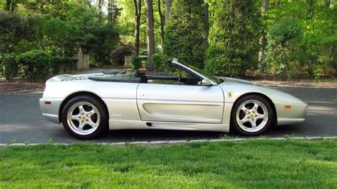 It has a few scratches the chassis is a 1985 pontiac fiero. Buy used 1999 Ferrari F355 Spider Replica Kit Car in New ...
