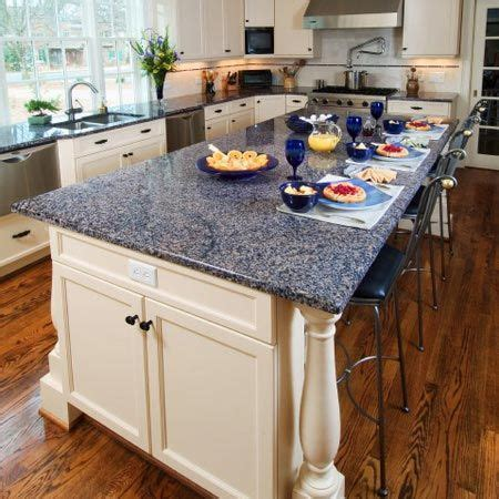 Blue Countertop Kitchen Ideas by Blue Countertop Kitchen Ideas Information