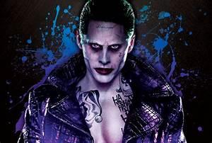 Suicid Squad Joker : 39 suicide squad 39 director on jared leto 39 s joker 39 absolutely incredible 39 obsev ~ Medecine-chirurgie-esthetiques.com Avis de Voitures
