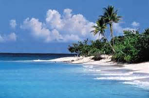 Us Virgin Islands Beach