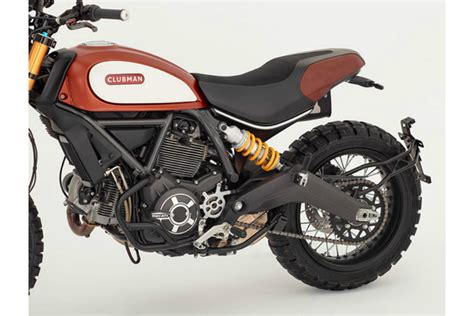 ducati scrambler license plate holder motousher