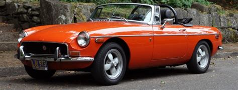 mg mgb sports car shop