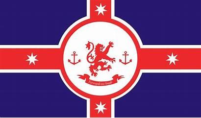 Flag Sydney Australian Alternative Vexillology Reddit