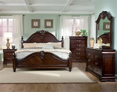 king bedroom sets westchester 7 king bedroom set the brick