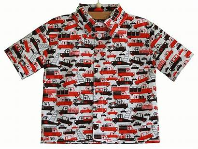 Sewing Pattern Shirt Short Sleeve Boy Boys
