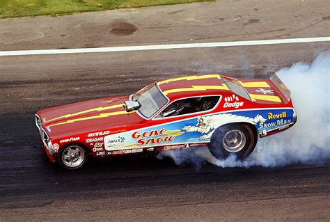 Thumb-scroll These Vintage Funny Cars Photos From Oicr