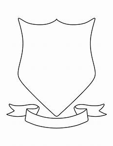 coat of arms pattern use the printable outline for crafts With make your own coat of arms template