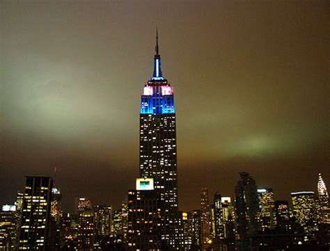 Empire State Building In New York Top Architectural