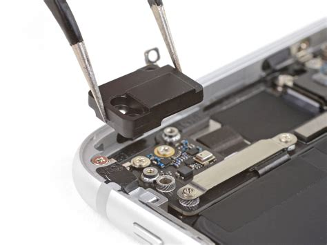 iphone   top left antenna replacement ifixit repair