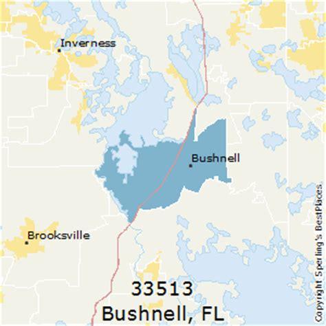 places    bushnell zip  florida