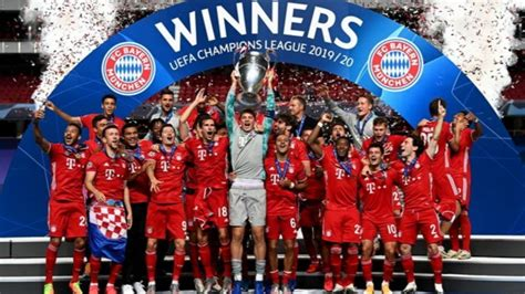 It will air on cbs and its sister streaming service, paramount plus, formerly known as cbs all access. Champion's League Final : Bayern Munich defeat PSG by 1-0 - NewsX