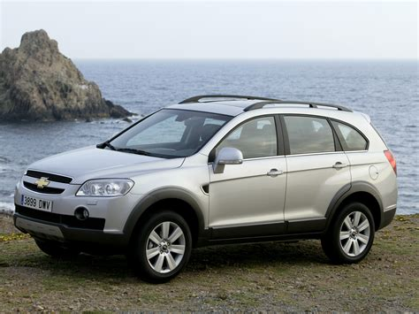 Chevrolet Captiva Photo by Car In Pictures Car Photo Gallery 187 Chevrolet Captiva