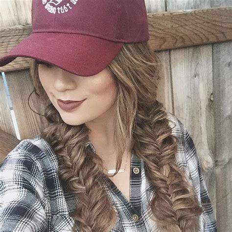 hats braids just rooting for my favorite team нαιя