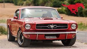 Ford Mustang Fastback '65 Restomod, en España! - YouTube