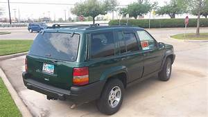 2001 Jeep Grand Cherokee Laredo Fuse Box