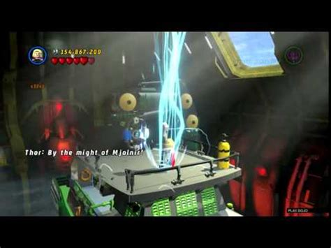 攻略 lego marvel super heroes 100 10 that sinking
