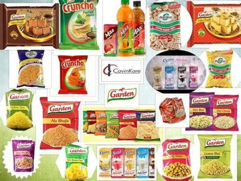 Garden Of Products by Garden Namkeen Sweet Products Packaging Size 12 Grams