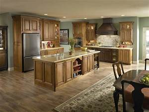 Kitchen Colors With Light Wood Cabinets Wood Ideas