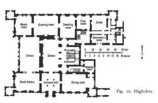 naldo s highclere castle floor plan the real downton abbey